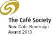 New Cafe Beverage Award 2013